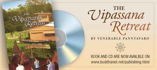Book and CD on Vipassana Retreat